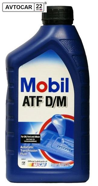 Масло Mobil Atf D M